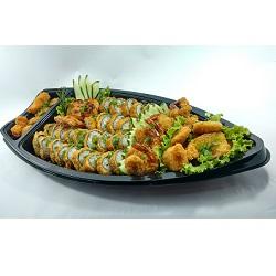 013 - Combinado 64 peças Oriental Delivery