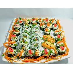 003 - Combinado 42 peças Oriental Delivery