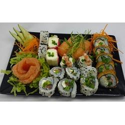 19 - Combinado 24 peças Oriental Delivery