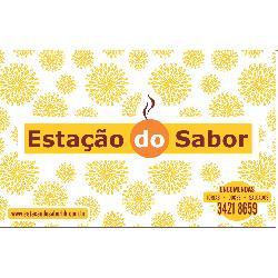 Estação do Sabor - Confeitaria de Belo Horizonte - aplicativo e site de delivery criado pela cliente fiel