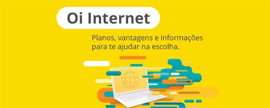 planos de internet da oi