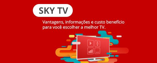 SKY TV e internet