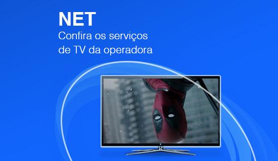 NET Tv por assinatura