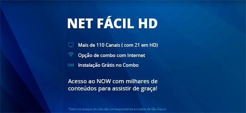 NET Fácil HD