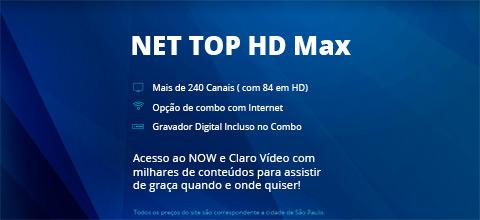 NET Top HD MAX