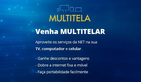 Conheça os pacotes de TV a cabo, internet e telefone da NET