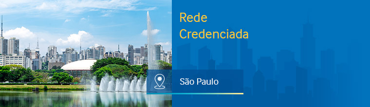 rede credenciada sao paulo