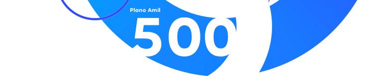 plano amil 500
