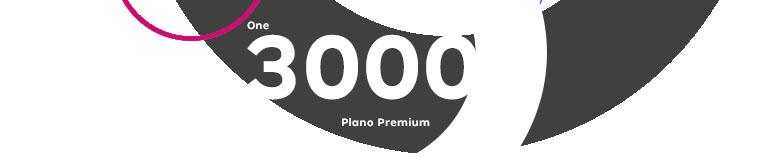 Plano Amil One 3000