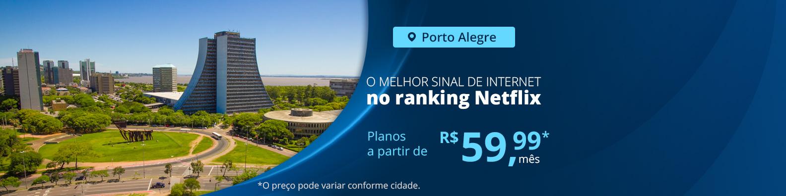 Telefone NET em Porto Alegre