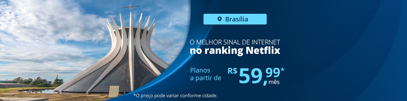 NET em Brasília