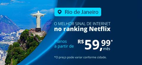 Telefone NET em Rio de Janeiro