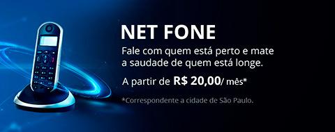 Ligar NET Fone