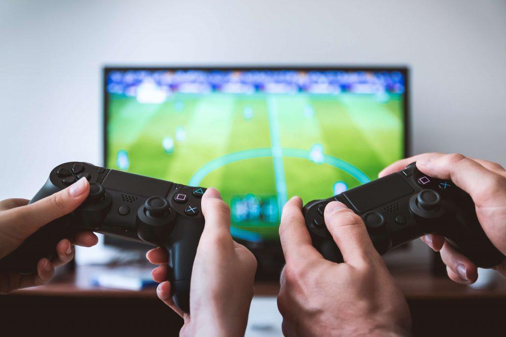 Internet para jogar online