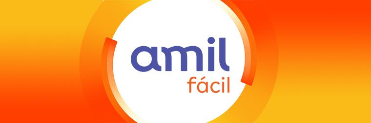 Logo Amil Fácil