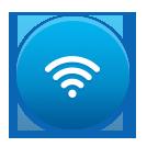 Clientes NET tem acesso ao WiFi Livre em diversos pontos da Cidade.