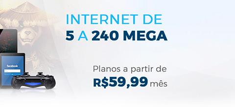 internet de 5 a 240 mega