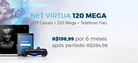 NET 120 Mega