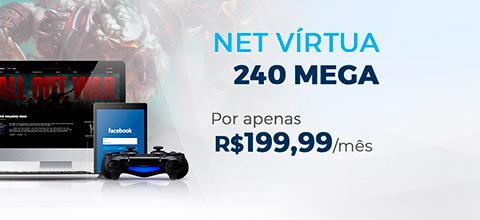 NET Virtua 240 Mega