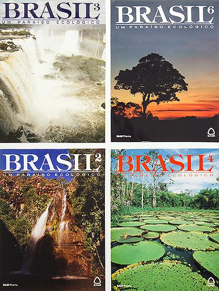 Brasil Um Paraíso Ecológico
