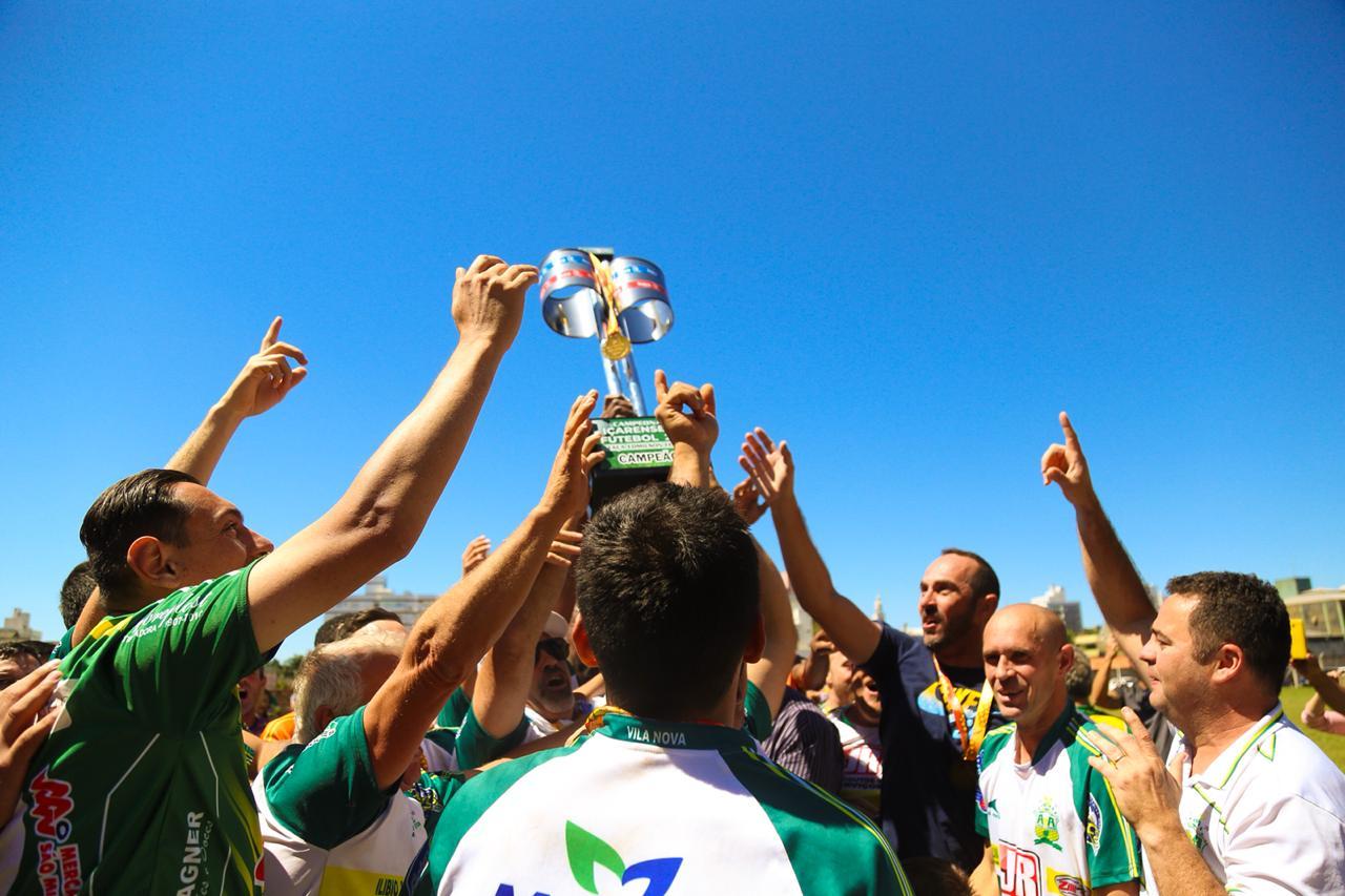 Vila Nova é campeã do Campeonato Içarense