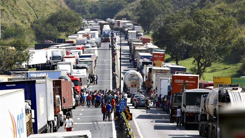 Bolsonaro não vê motivos para greve dos caminhoneiros, diz porta-voz