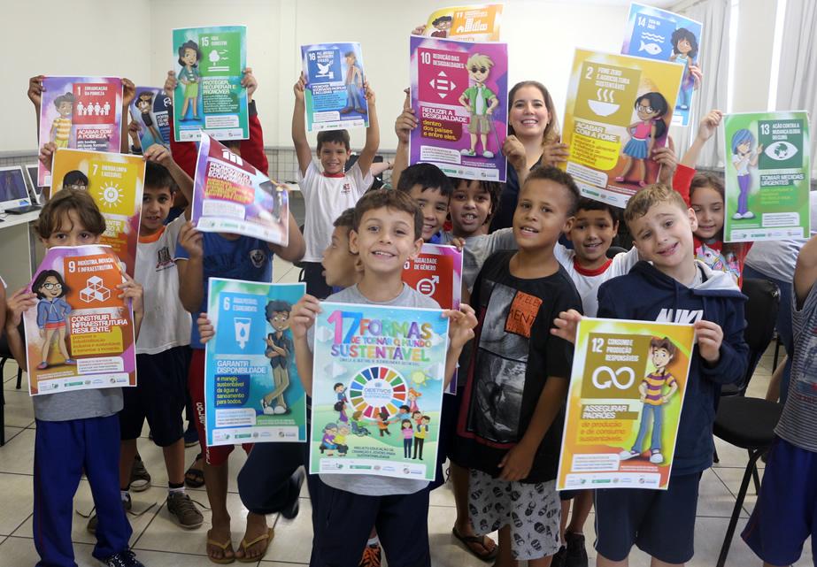 Bairro da Juventude apresenta audiovisual no encerramento do Projeto Educação para a Sustentabilidade