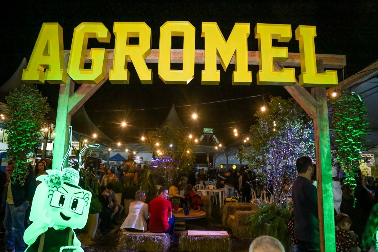 Primeira edição da Agromel atrai 45 mil visitantes para Içara
