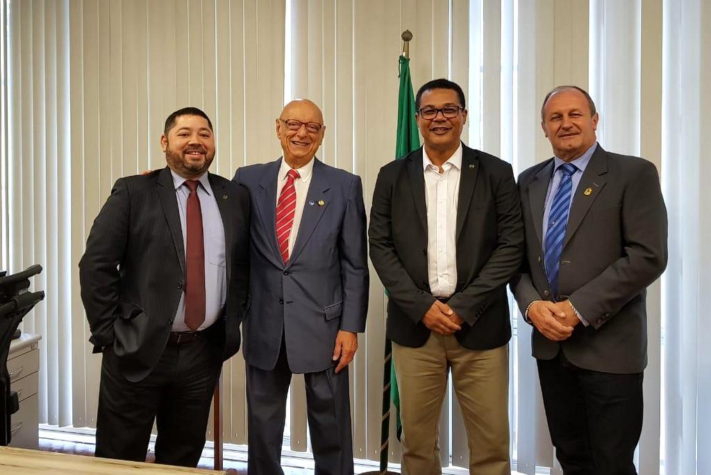 Passo importante para nova sede é dado em Brasília