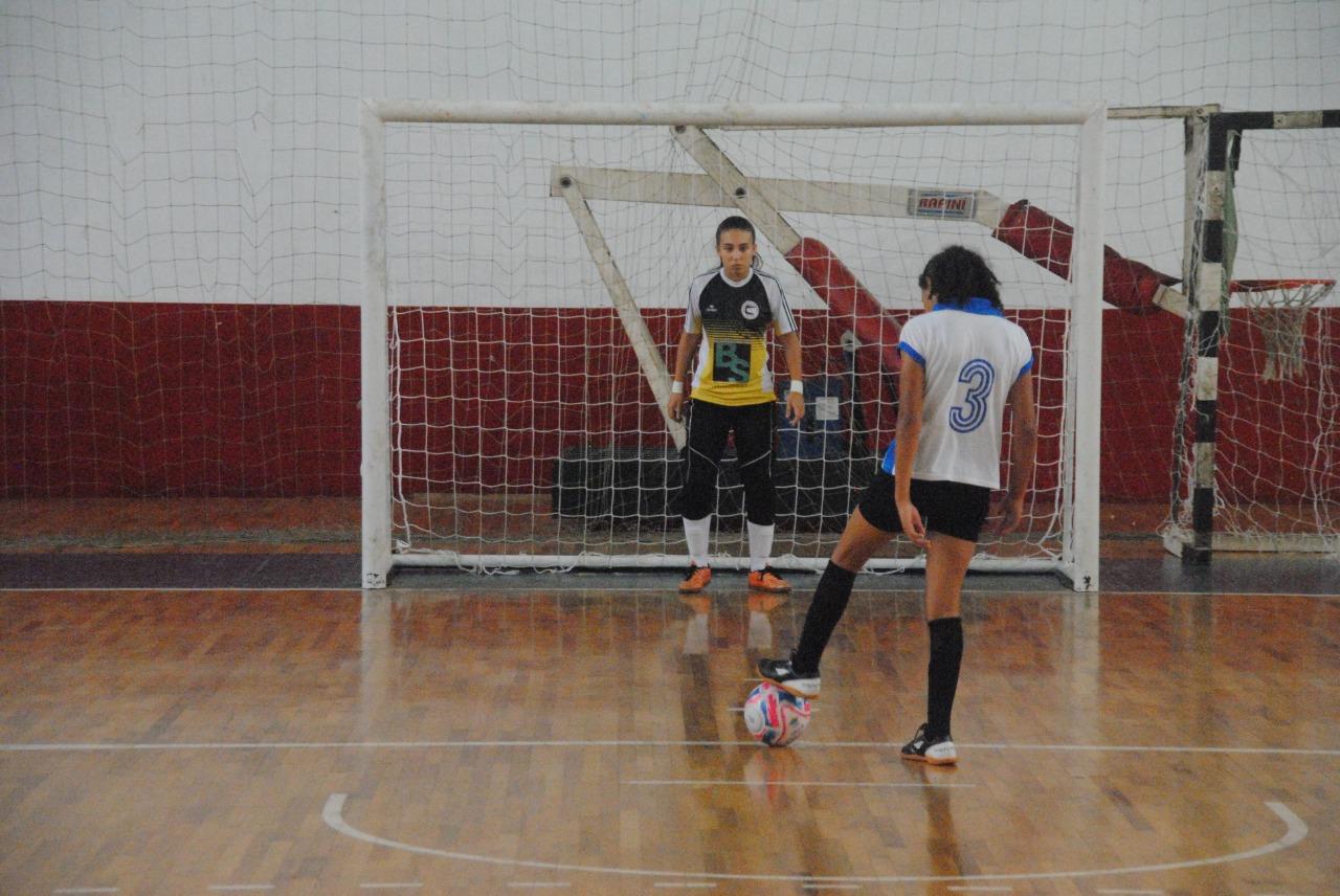 Jesc: futsal feminino tem fase final definida