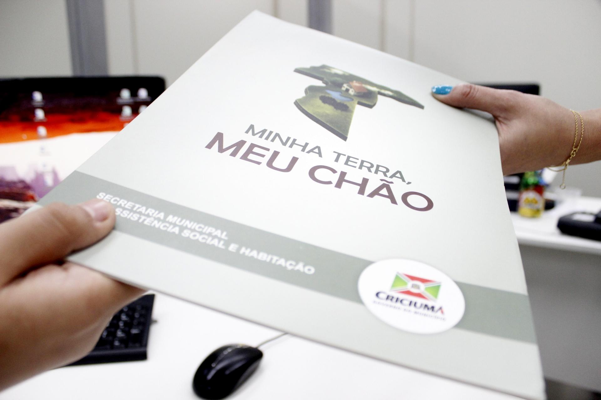 Em dois anos, 500 escrituras entregues às famílias de Criciúma
