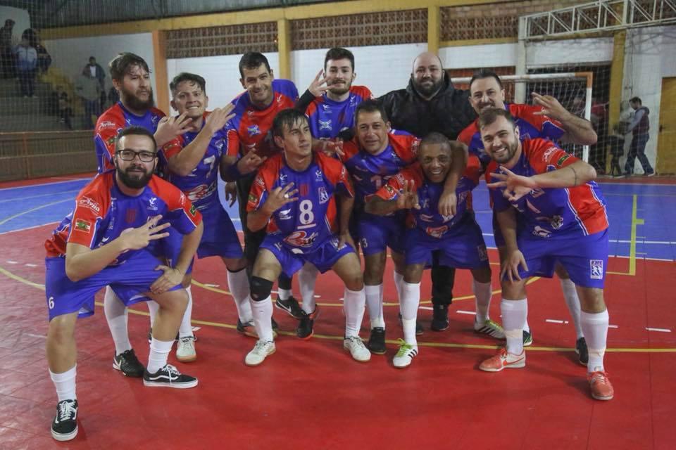 Nos pênaltis, Prefeitura é tri-campeã do Campeonato Interfirmas de Futsal de Içara