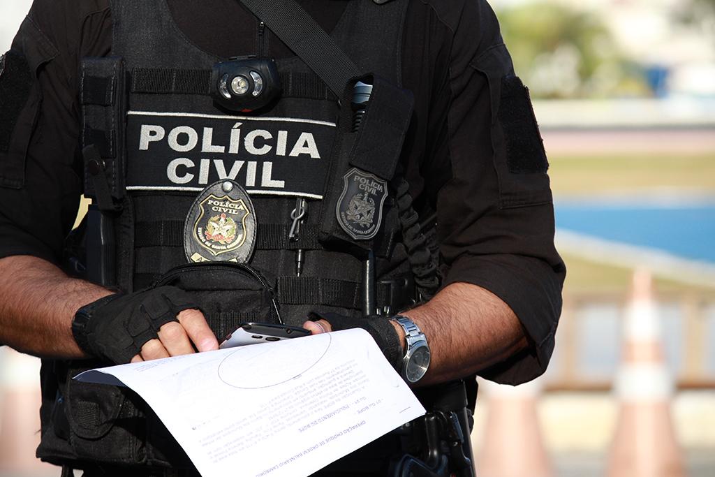 DIC finaliza inquérito e prende duas suspeitas de latrocínio de idoso