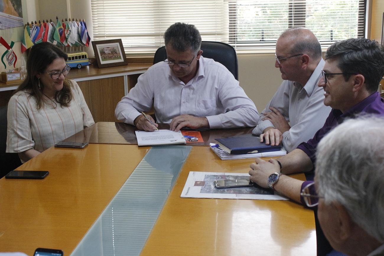 Famílias vão ser contempladas com Melhorias Sanitárias Domiciliares em Forquilhinha