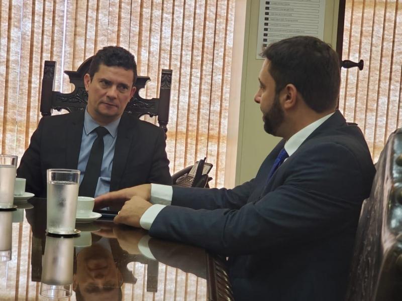 Sérgio Moro é o próximo ministro a visitar Criciúma
