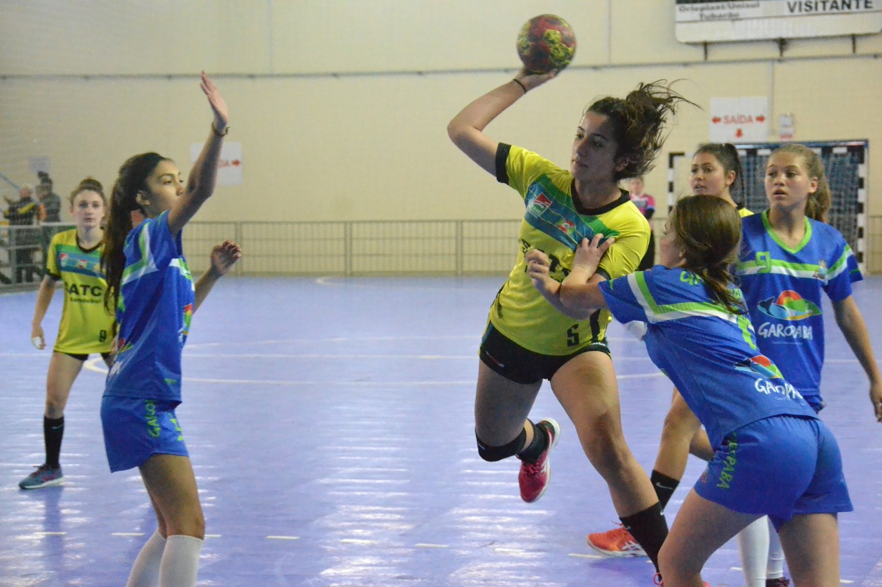Criciúma avança de fase em todas as modalidades no regional da Olesc
