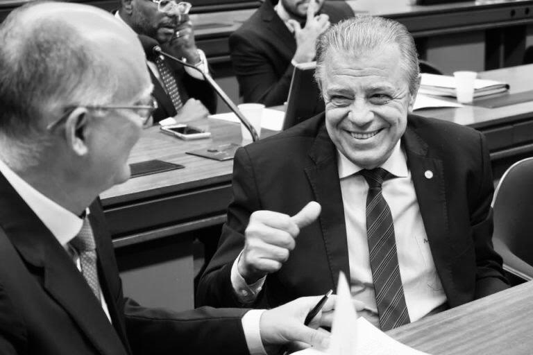 Marco Tebaldi, ex-deputado federal, morre aos 61 anos vítima de câncer