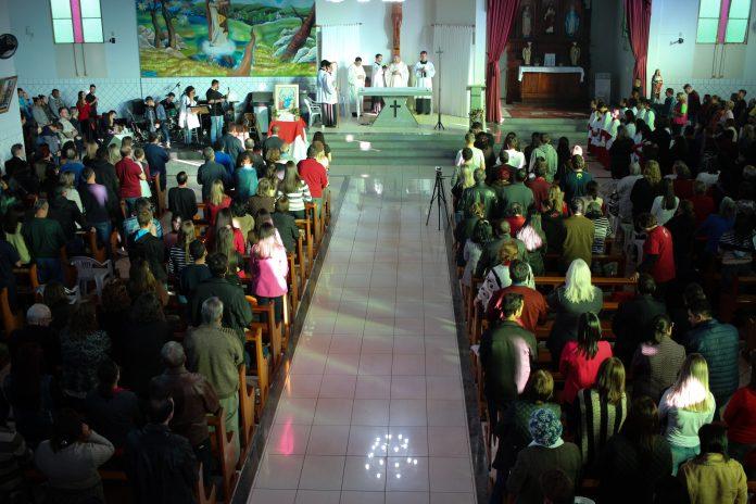 Cenáculo de Pentecostes movimenta a Diocese de Criciúma