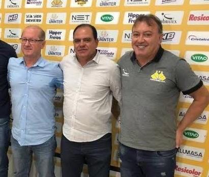 Waguinho Dias e Maringá deixam o Criciúma