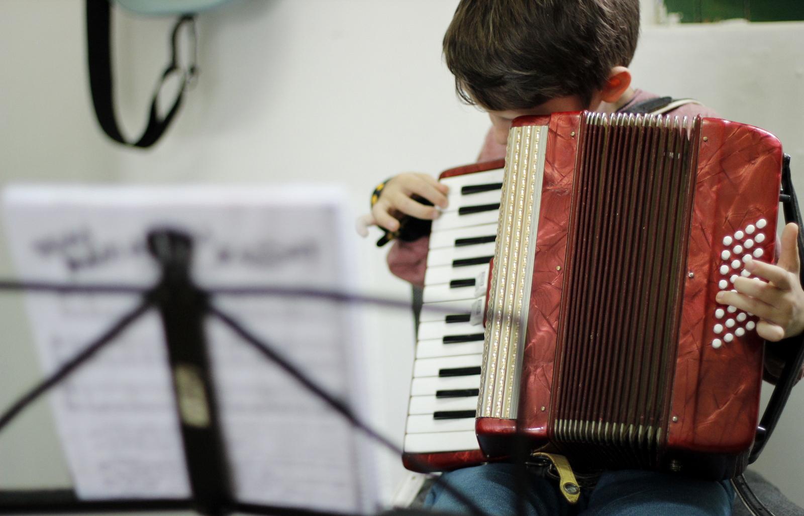 Fundação Cultural abre inscrições para oficinas musicais