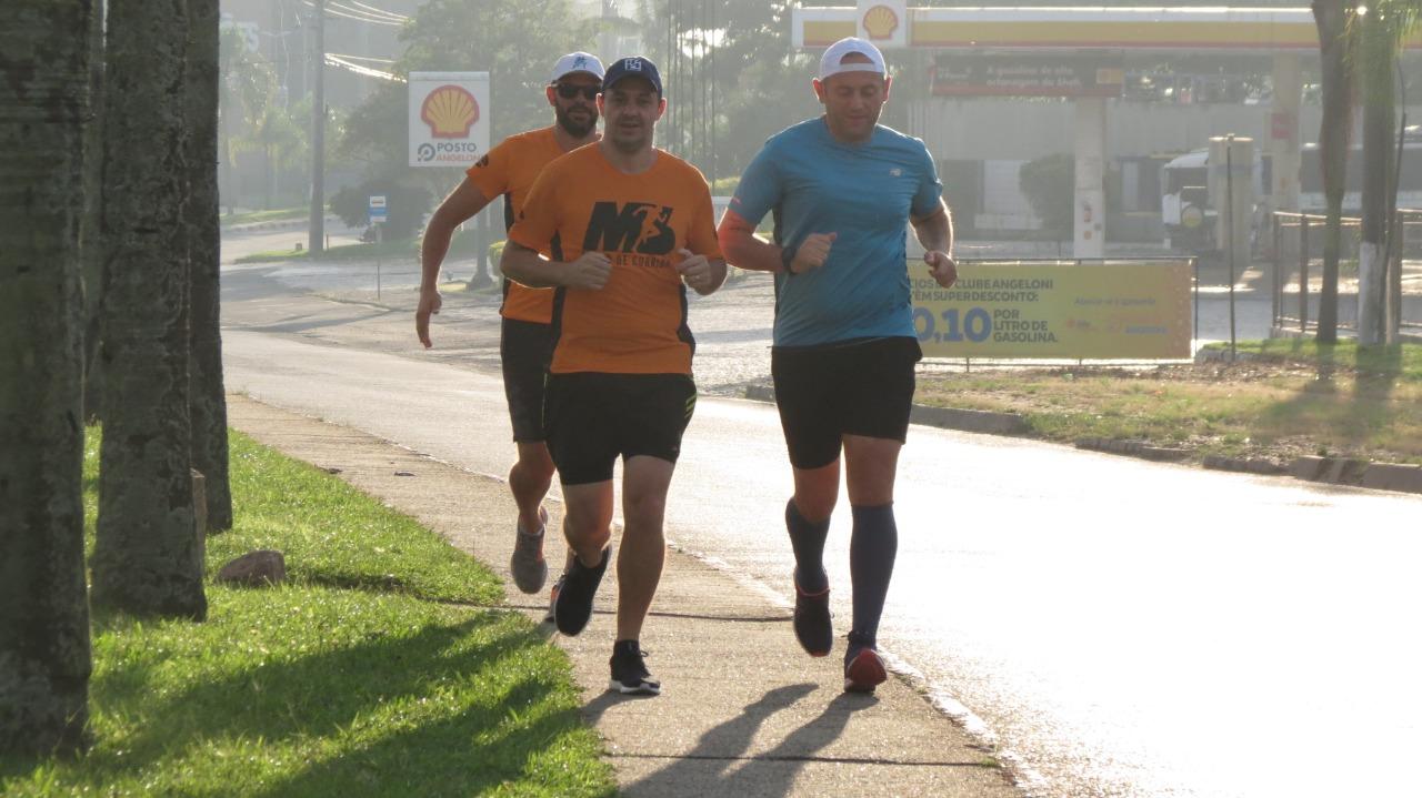 Benefícios da corrida vão além do condicionamento físico