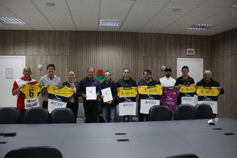 Projeto Tigrinhos chega a São Ludgero e Treze de Maio