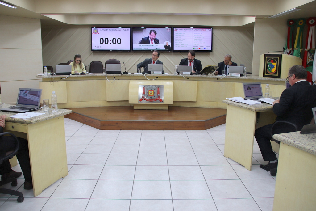 Projeto de criação de Serviço Autônomo Municipal de Água e Esgoto é aprovado