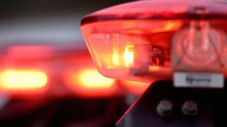 Homem é preso após ser flagrado dirigindo veículo furtado