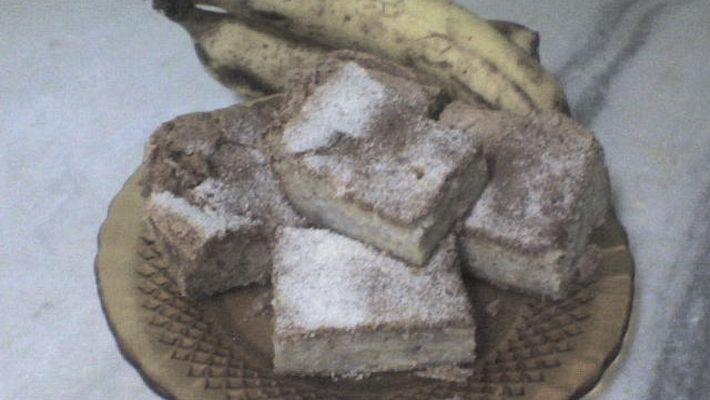 Bolo de banana e canela é a receita do dia