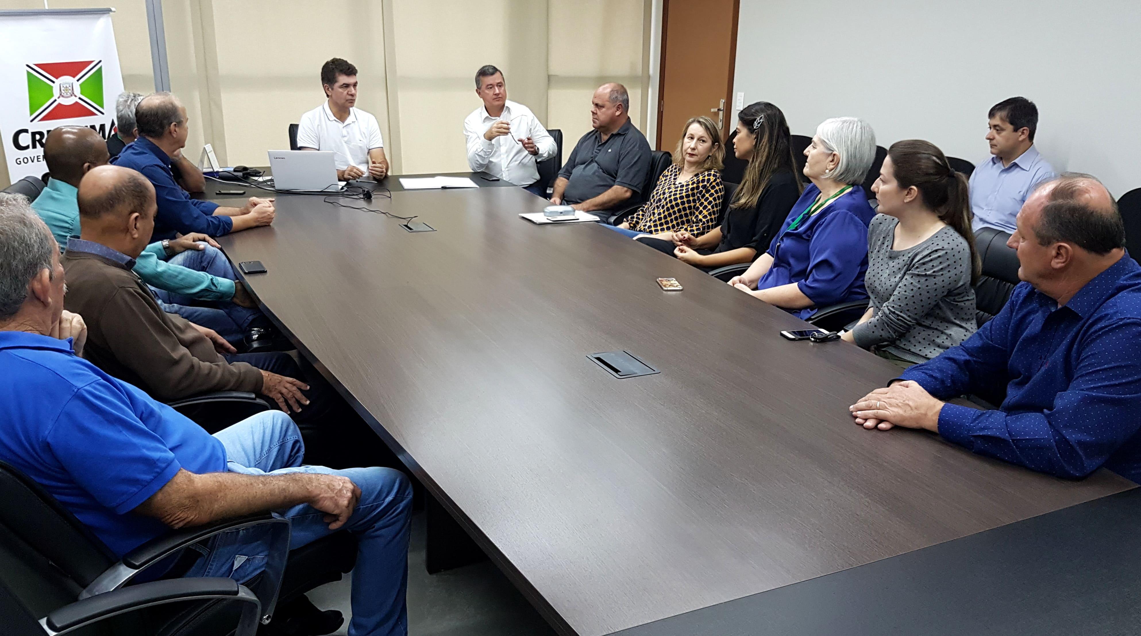 Ricardo Fabris assume Prefeitura de Criciúma até domingo
