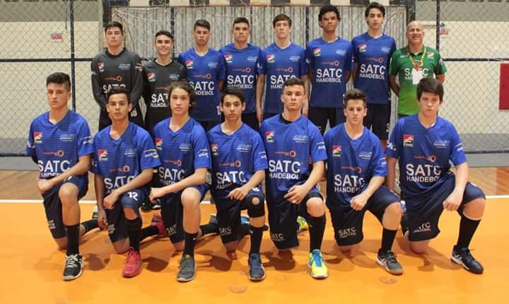Handebol masculino de Criciúma disputa competição em Urussanga