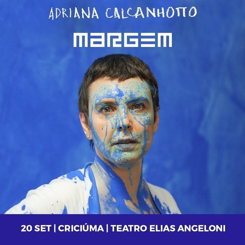 Atrações nacionais movimentam o Teatro Municipal Elias Angeloni nos próximos meses