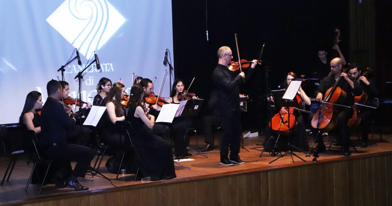 Camerata di Venezia elege diretoria e fará apresentação especial no domingo