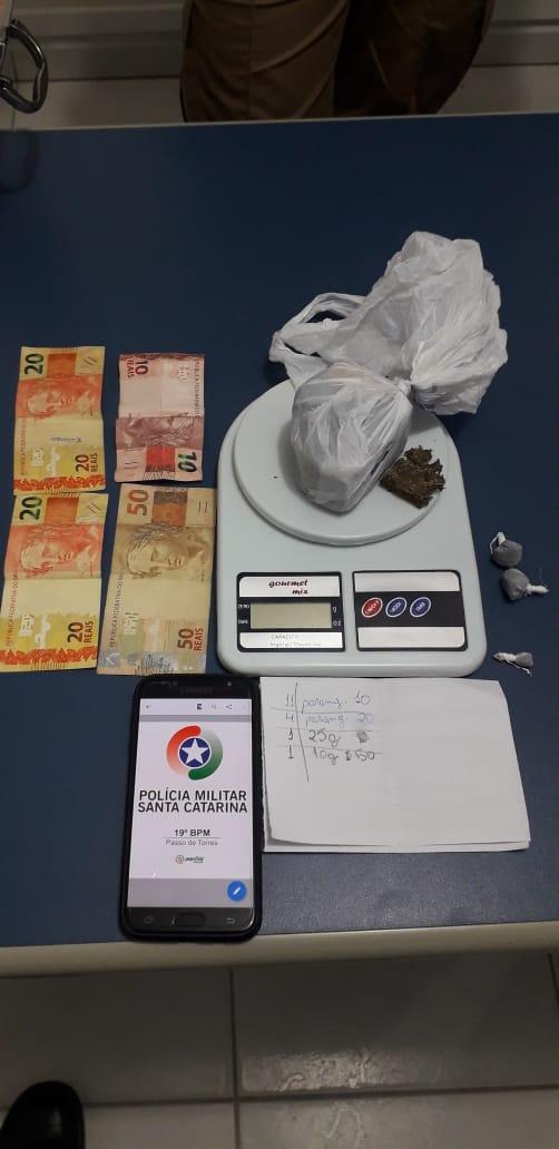 Câmeras flagram tráfico de drogas em escola
